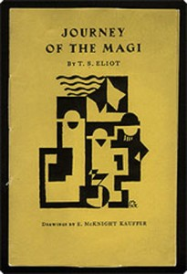 T_S_Eliot_1927_The_Journey_of_the_Magi_No_8_Ariel_Poems_Faber[1]