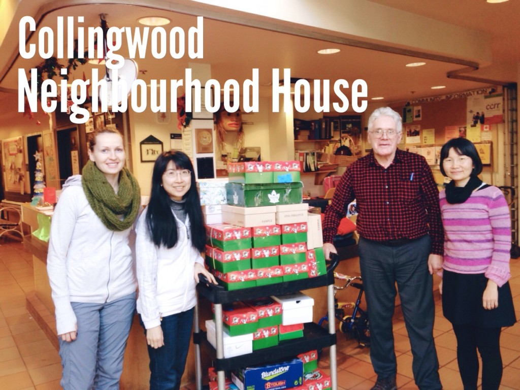 Collingwood Neighbourhood House provides families with a full range of high quality licensed full-time and part-time child care (early learning and care) programs for immigrant families.