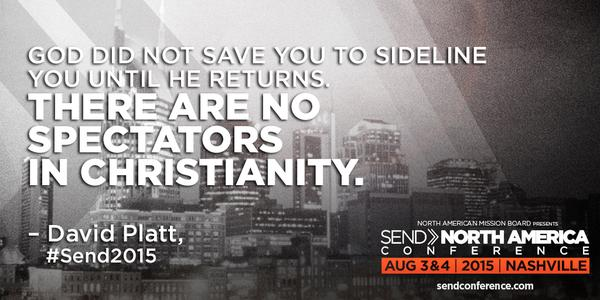 RT @sendnetwork: God did not save you to sideline…