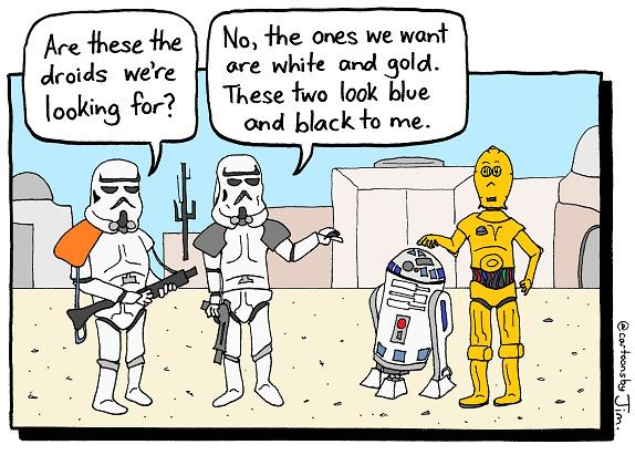 RT @cartoonsbyjim: A cartoon for #StarWarsDay ……