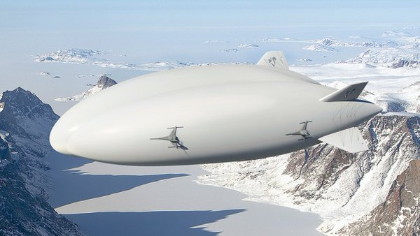 #Airships could fight #food #insecurity in the Nor…